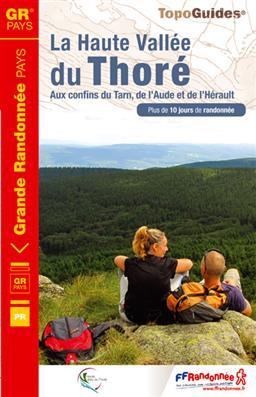 Wandelgids ref 812 La Haute Vallée du Thoré   FFRP