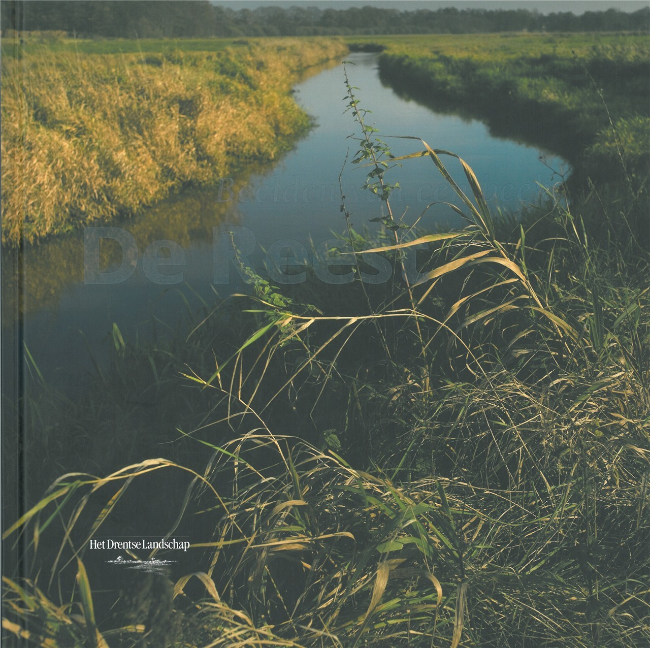 Fotoboek De Reest   Drents Landschap   Harry Cock, Bertus Boivin, Stichting Het Drentse Landschap
