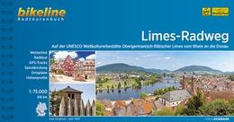 Fietsgids Limes-Radweg   Bikeline