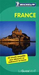 Reisgids France groene gids (Franstalig)   Michelin