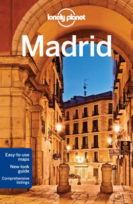 Reisgids Madrid   Lonely Planet   A. Ham