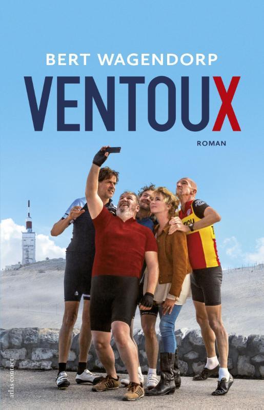 Roman Ventoux   Bert Wagendorp