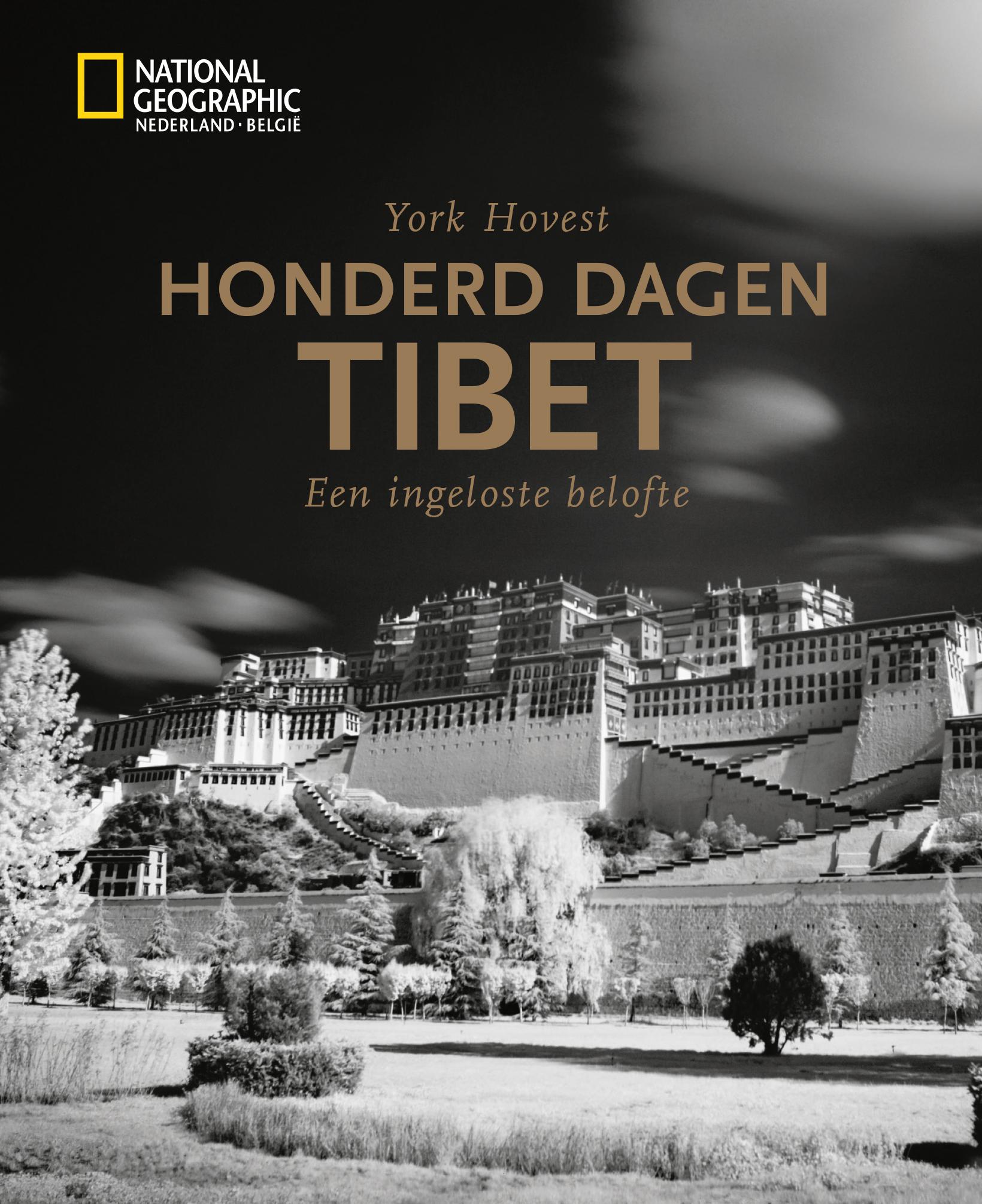 Fotoboek Honderd dagen Tibet   Fontaine uitgevers   York Hovest