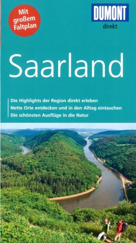 Reisgids Saarland   Dumont