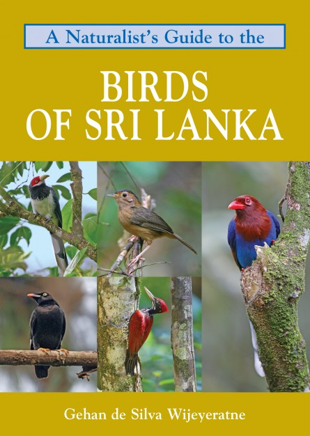 Natuurgids A Naturalist's Guide to the Birds of Sri Lanka   John Beaufoy   Gehan de Silva Wijeyeratne