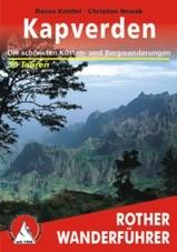 Wandelgids - Wandelroutes Kapverden, die schonsten Kusten- und Bergwanderungen - Kaapverdische Eilanden : Rother :