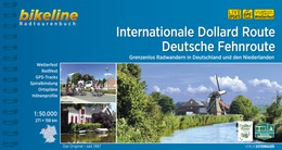 Fietsgids Internationale Dollard Route - Deutsche Fehnroute   Bikeline