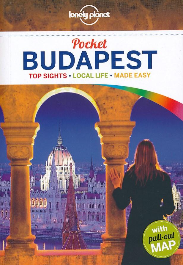 Reisgids Budapest - Boedapest Pocket   Lonely Planet