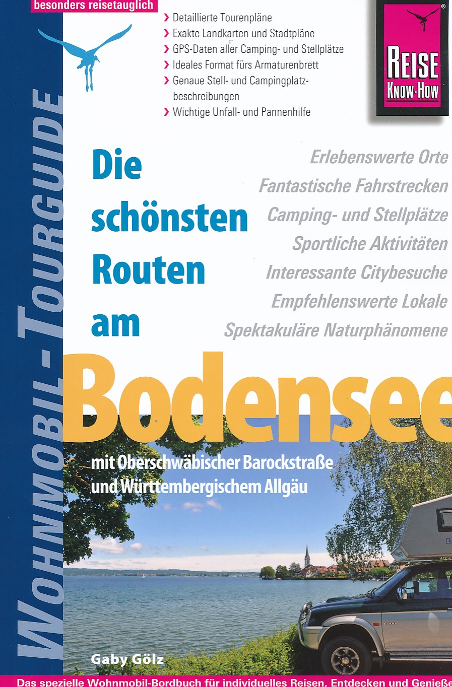 Campergids Die Schonsten Routen am Bodensee   Reise Know-How