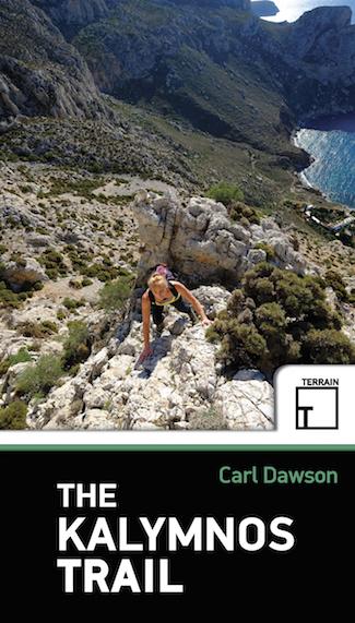 Wandelgids The Kalymnos Trail   Terrainmaps