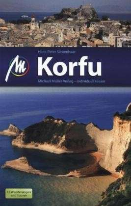 Reisgids Korfu - Korfoe   Michael Muller Verlag