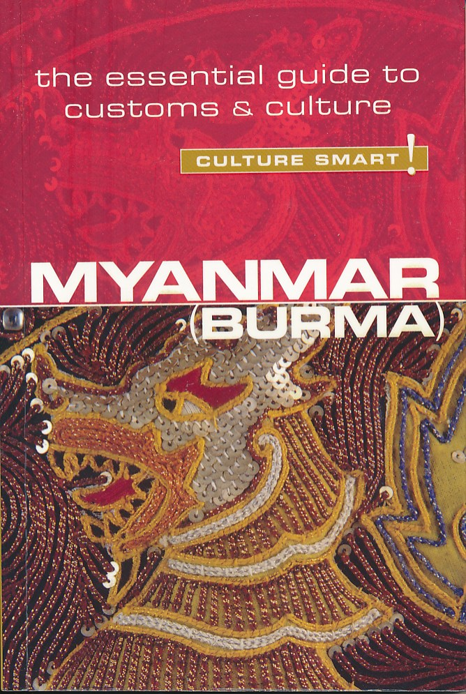 Reisgids Myanmar - Burma - Birma - Culture Smart   Kuperard   Ki Ki May