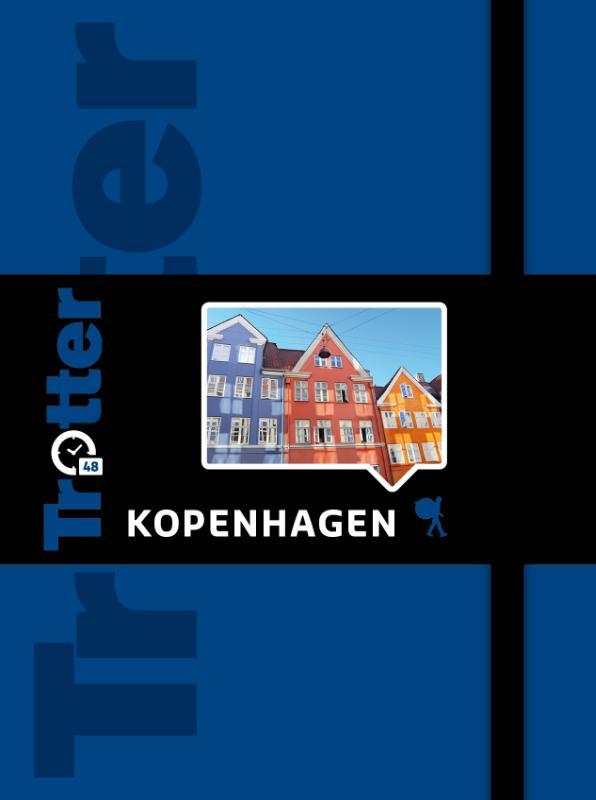 Reisgids Trotter 48 Kopenhagen   Lannoo