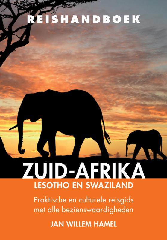 Reisgids Reishandboek Zuid-Afrika, Lesotho en Swaziland   Elmar   Jan Willem Hamel