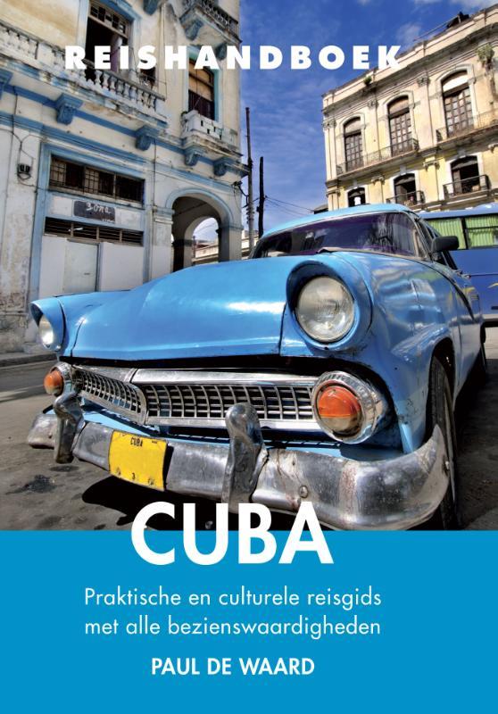 Reisgids reishandboek Cuba   Elmar   Paul de Waard