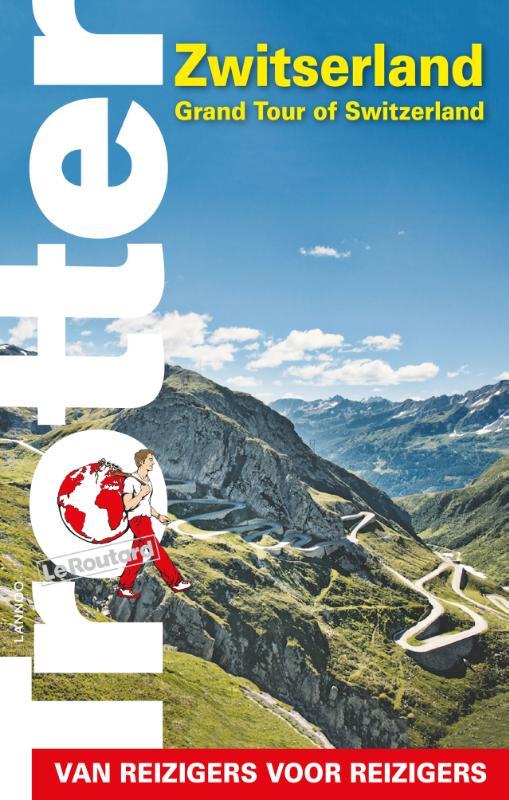 Reisgids Trotter Zwitserland   Lannoo