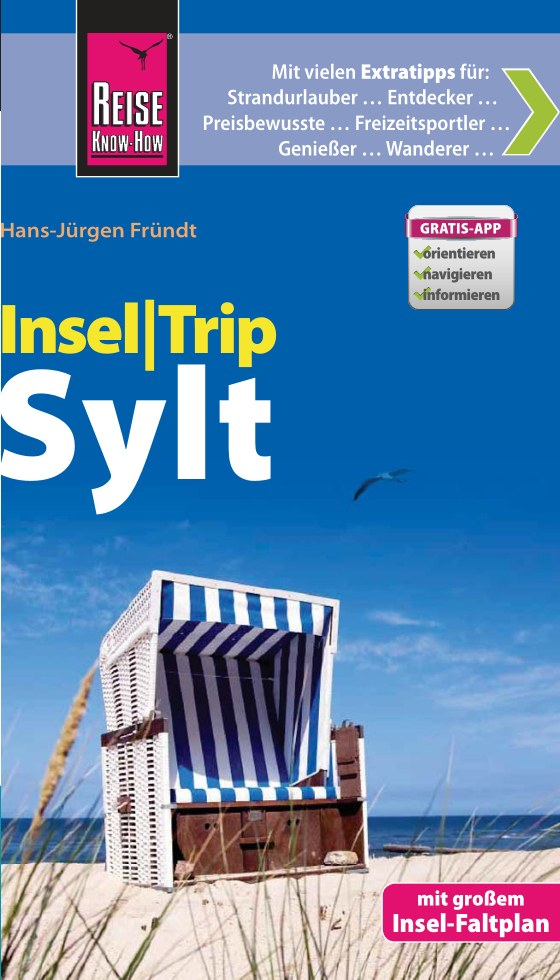 Reisgids InselTrip Sylt   Reise Know How