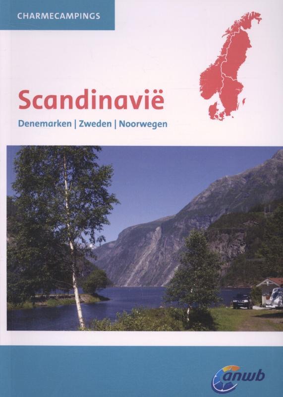 Campinggids Charmecampings Scandinavië    ANWB