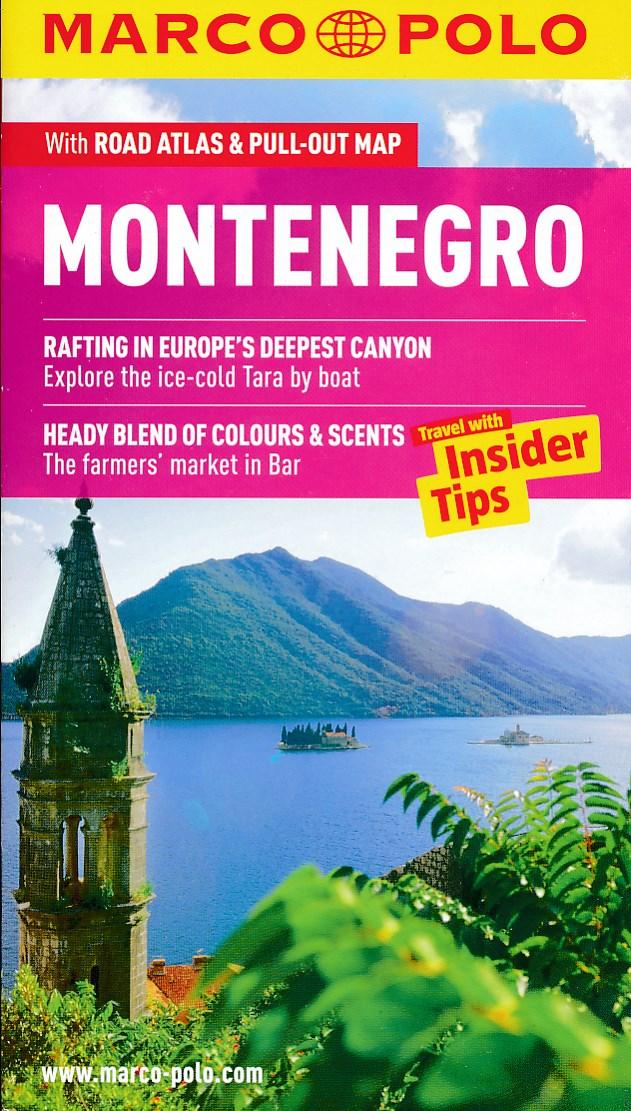 Reisgids Montenegro (engelstalig)   Marco Polo