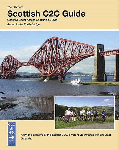 Fietsgids Scottish C2C Guide   Excellent Books