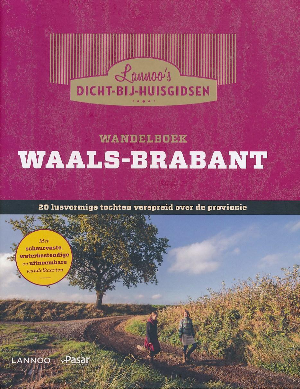 Wandelgids Waals-Brabant   Lannoo
