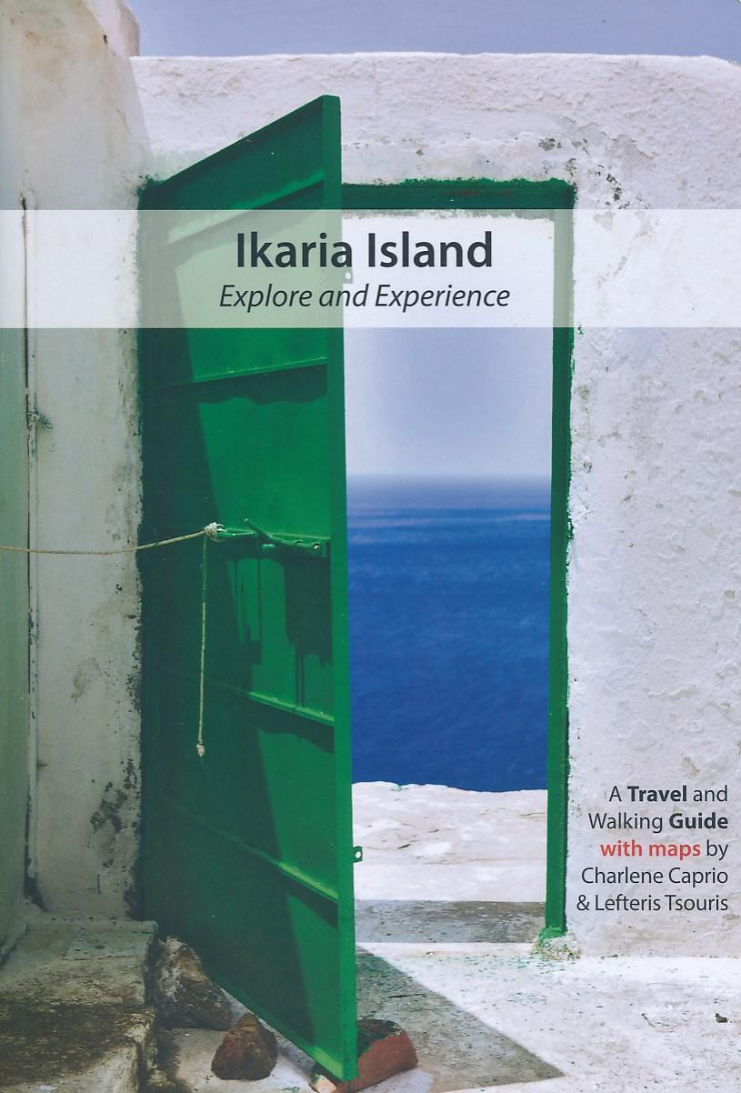 Wandelgids Ikaria Island   Wooden Hull press