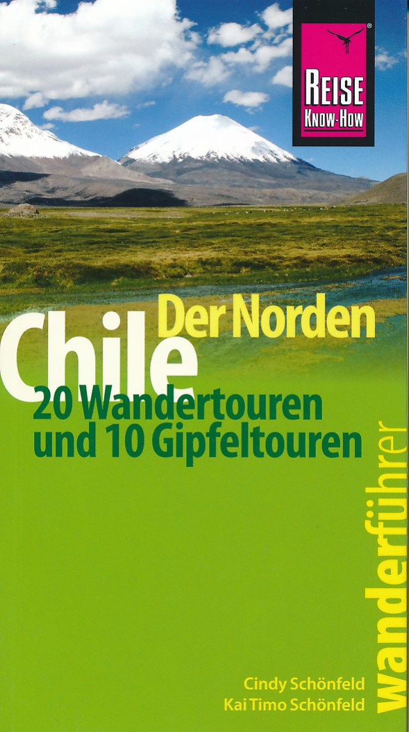 Wandelgids Noord Chili - Chile, der Norden   Reise Know-How