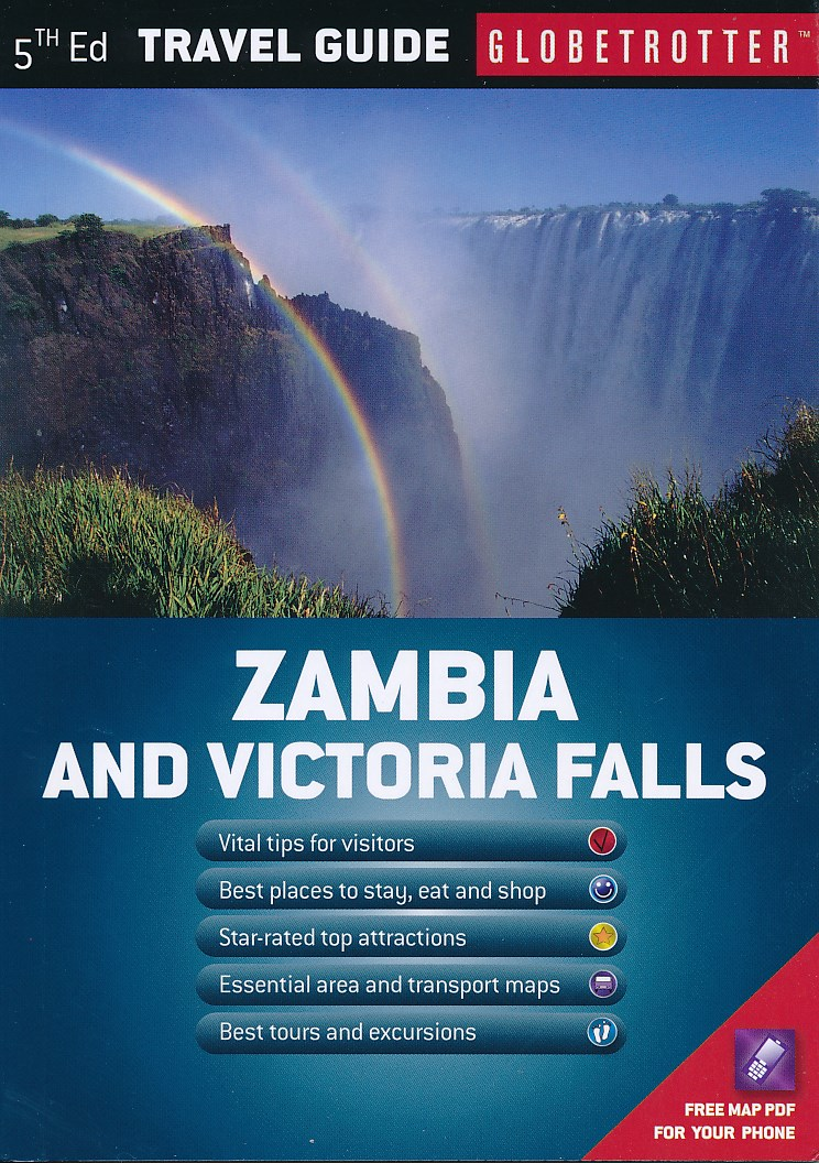 Reisgids Zambia & Victoria Falls - Victoria watervallen   Globetrotter