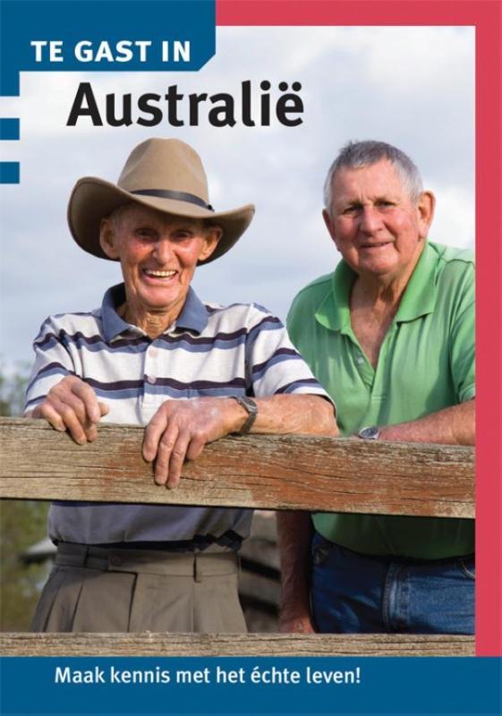 Reisboek Te gast in Australië