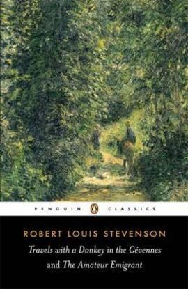 Reisverhaal Travels with a Donkey in the Cévennes   Penguin   Robert Louis Stevenson