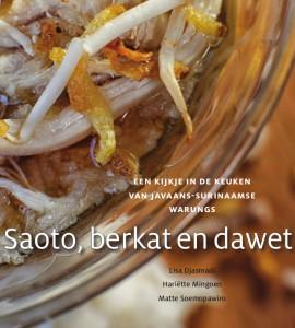 Saoto, berkat en dawet   LM publishers