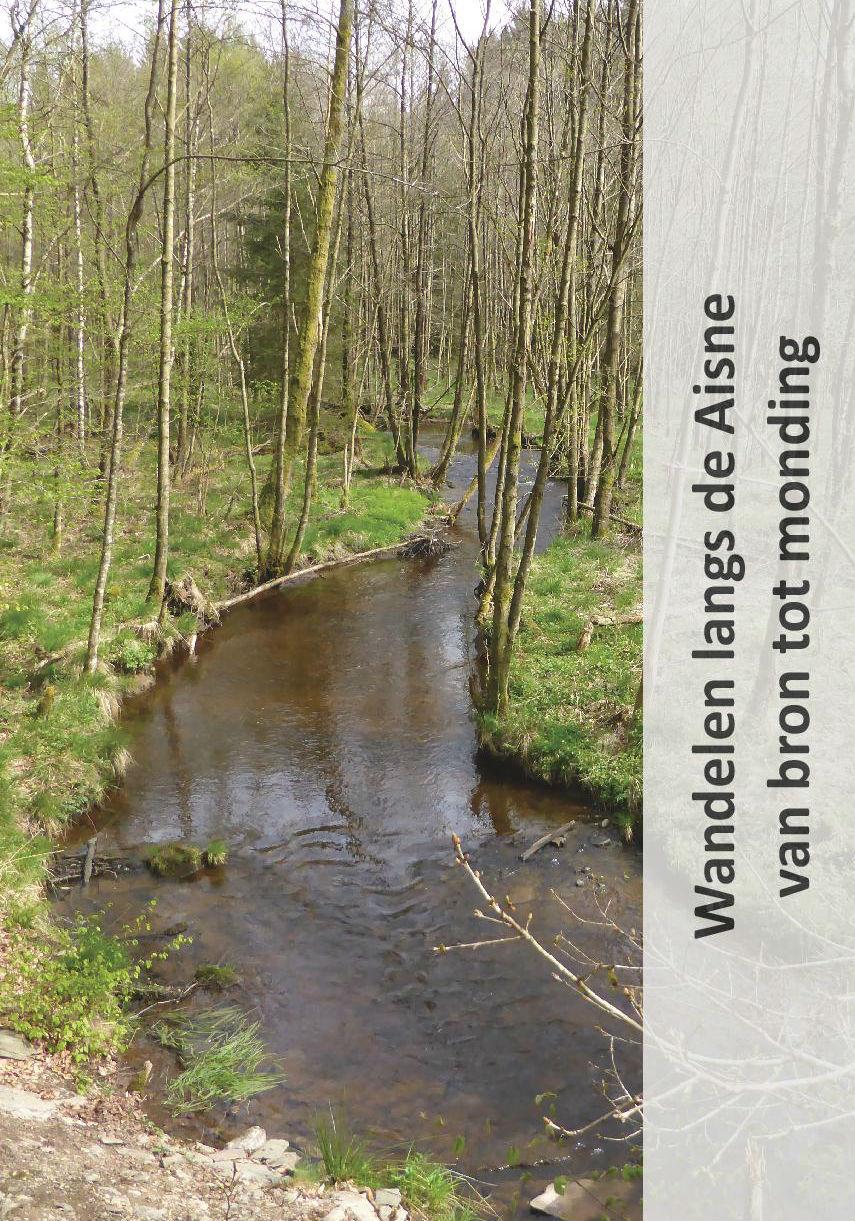 Wandelgids Wandelen langs de Aisne van bron tot monding   Jan Veltkamp