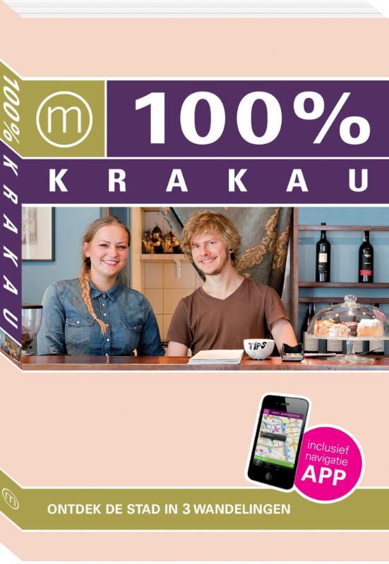 Reisgids 100% Krakau   Momedia