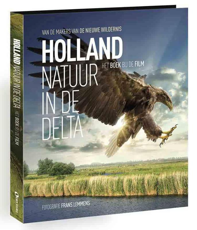 Fotoboek Holland, natuur in de delta   EMS Films