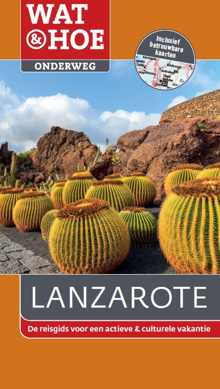 Reisigids Lanzarote Wat en Hoe Onderweg   Kosmos