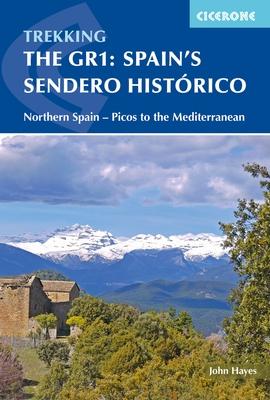 Wandelgids Spain's Sendero Historico: the GR1   Cicerone   John Hayes