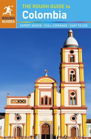 Reisgids Colombia   Rough Guide   Stephen Keeling,Daniel Jacobs