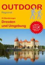 Wandelgids Dresden und Umgebung 341   Conrad Stein Verlag   Kay Tschersich