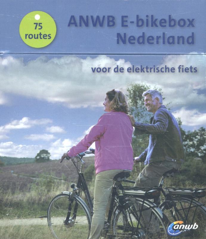 Fietsgids E-bikebox Nederland   ANWB