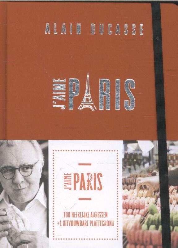 Culinaire reisgids J'aime Paris - Parijs   Fontaine   Alain Ducasse