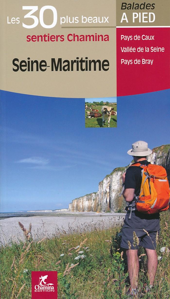 Wandelgids Seine-Maritime   Chamina