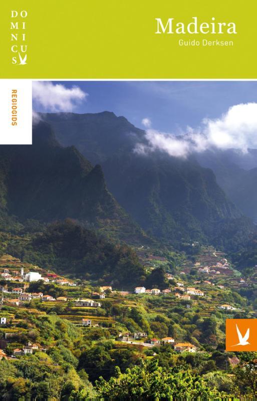 Reisgids Madeira Dominicus   Gottmer   Guido Derksen