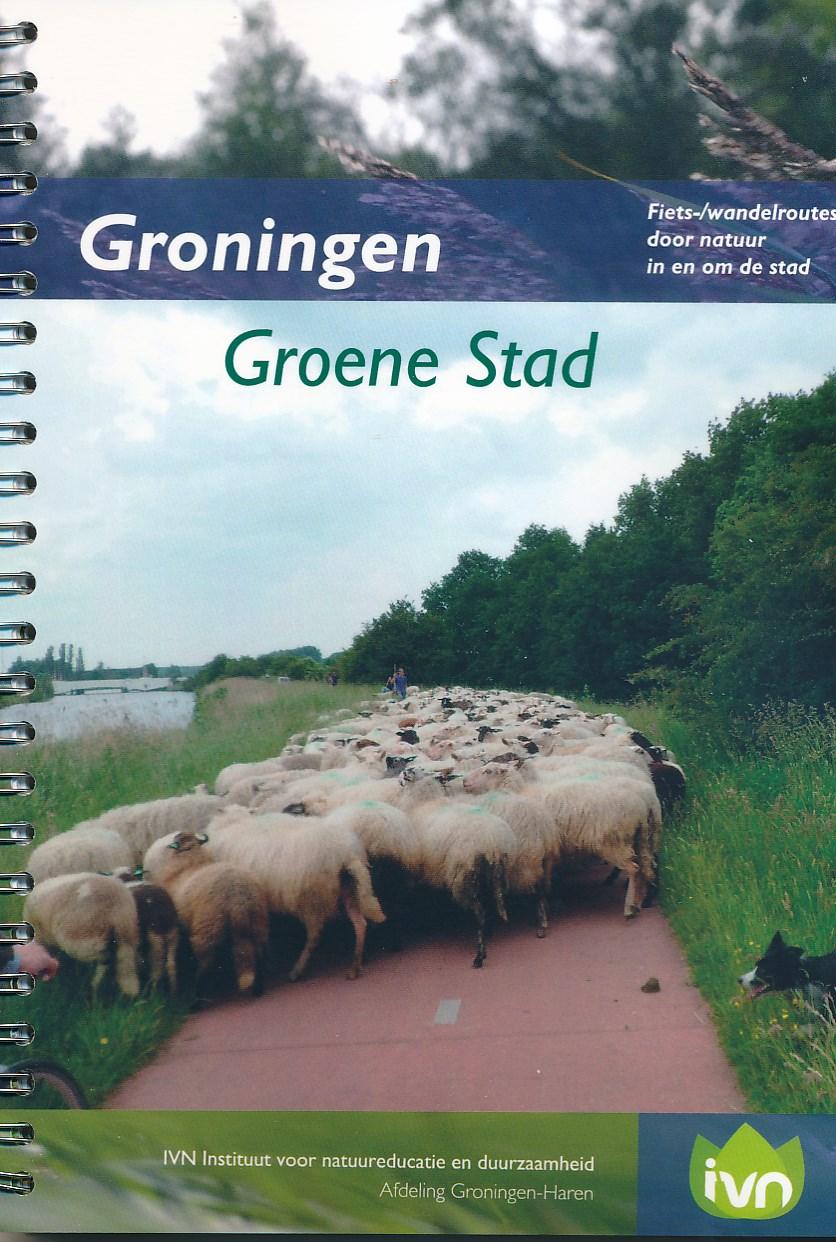Wandelgids Groningen Groene Stad   IVN
