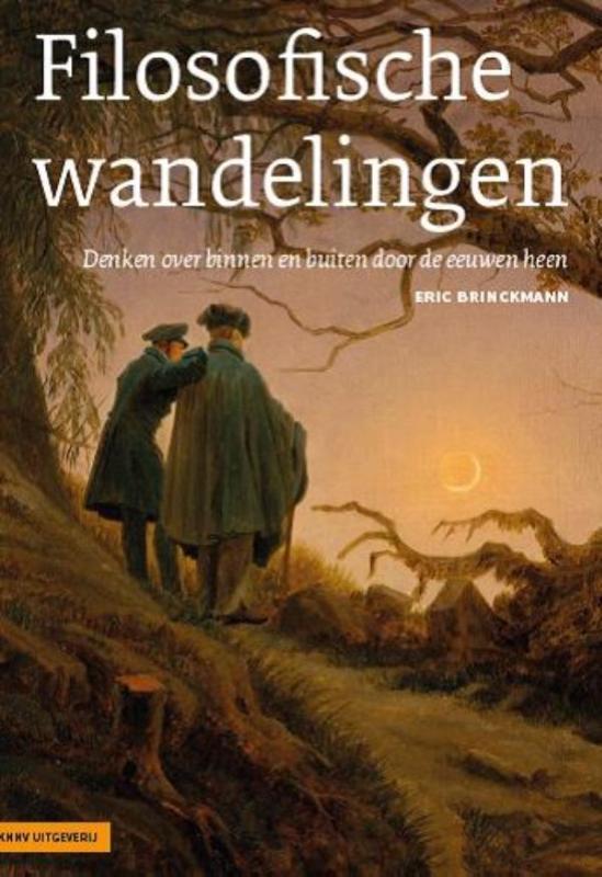 Wandelgids Filosofische wandelingen door de natuur   KNNV   Eric Brinckmann