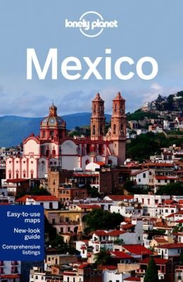 Reisgids Lonely Planet Mexico   Lonely Planet