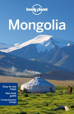Reisgids Lonely Planet Mongolia  - Mongolië   Lonely Planet