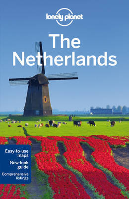 Reisgids Lonely Planet Netherlands - Nederland   Lonely Planet
