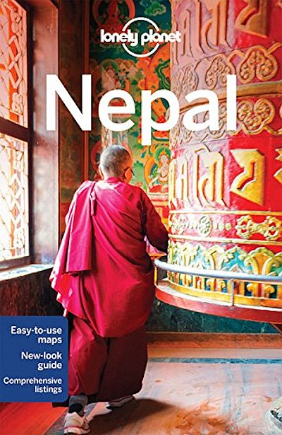 Reisgids Lonely Planet Nepal   Lonely Planet
