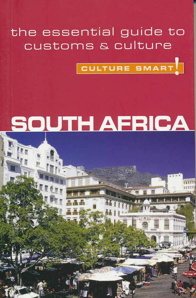 Reisgids South Africa - Culture Smart   Kuperard
