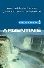 Reisgids Cultuur Bewust Argentinië   Elmar